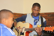 Manenberg Aftercare Centre - children